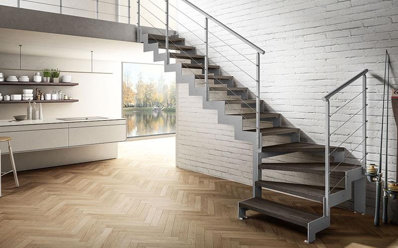 Arredamento scale interne scale per interni concepite non for Arredamento scale